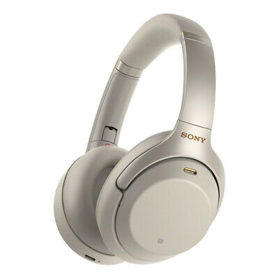 AU339 • Buy Sony WH-1000XM3 Wireless Noise Cancelling Headphones - Silver - [Au Stock]