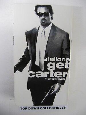 Get Carter, Sylvester Stallone, Miranda Richardson   VHS Movie  • 6.99£