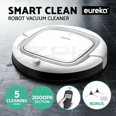 AU499.90 • Buy Robot Vacuum Cleaner Robotic LDS Distance Sensor Automatic Carpet Floor Mop