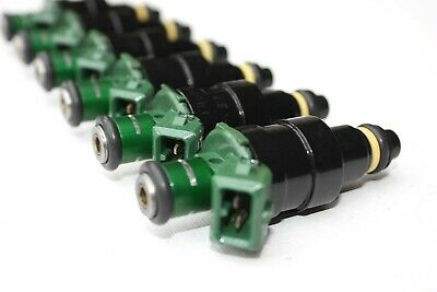 $359.99 • Buy New Fiveo Manufactured U.S.A., BMW M20, M30, MPG And Power Adder Fuel Injectors