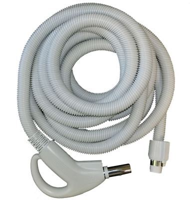 $98.54 • Buy 30' 110 Volt Direct-Connect Central Vacuum Hose - Vacuflo Beam Nutone MD Others