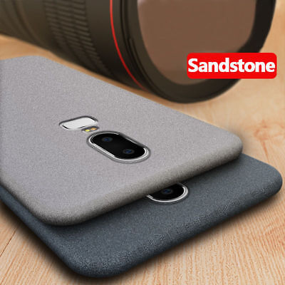 AU5.71 • Buy For OnePlus 9 8 7 Pro 6 5T Nord N10 Sandstone Matte Silicone TPU Soft Case Cover