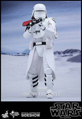 $ CDN233.29 • Buy Star Wars The Force Awakens 12 Inch MMS First Order Snowtrooper Officer Hot Toys