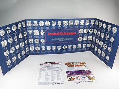 ESSO COLLECTION OF FOOTBALL CLUB BADGES 1970s MINT Empty Card  • 9.99£