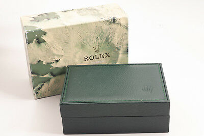 $ CDN265.59 • Buy Excellent Rolex Vintage 1980's Box Set With Unusual Insert Out Of Estate!