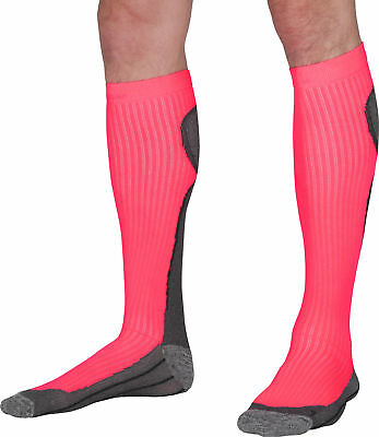 More Mile R2R Cushioned Compression Recovery Sports Performance Running Socks • 4.95£