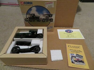 $15 • Buy Corgi Classics National Park Treasures Yellowstone Service Set Tanker & Car MIB