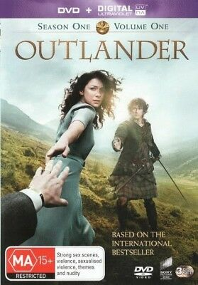 AU19.77 • Buy Outlander: Season 1 - Volume 1 (DVD/UV) = NEW DVD R4