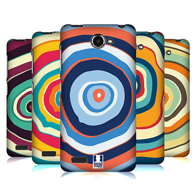 AU10.95 • Buy Head Case Designs Colourful Tree Rings Hard Back Case For Lenovo Phones