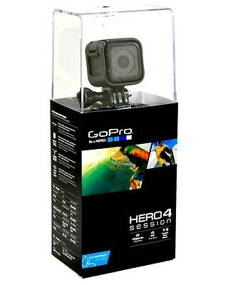 $ CDN400.64 • Buy GOPRO HERO 4 Session Action Camera WiFi Video Photo Camcorder BRAND NEW