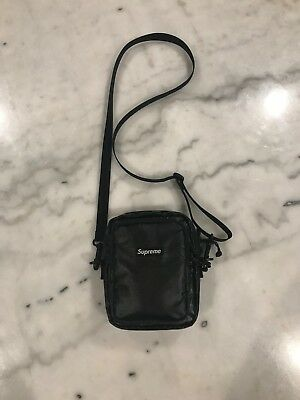 $ CDN160 • Buy Supreme Shoulder Bag 2017 F/W Black