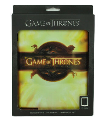 Game Of Thrones Ipads 3rd Generation Case HBO TV Show Protective Cover High Glo • 5.97£