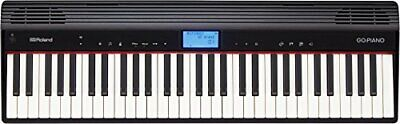 AU890.55 • Buy Roland 61 Key Keyboard GO: PIANO GO-61P Ship With Tracking And Insurance