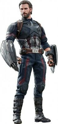 $ CDN399.34 • Buy Avengers: Infinity War Movie Masterpiece Captain America Collectible Figure