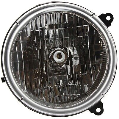 $31.13 • Buy Headlight For 2003-2004 Jeep Liberty Right Clear Lens With Bulb