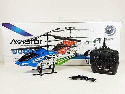 £41.99 • Buy Radio Remote RC Control LH1021 3.5CH Helicopter Gyro Stability UK Model Kids Toy