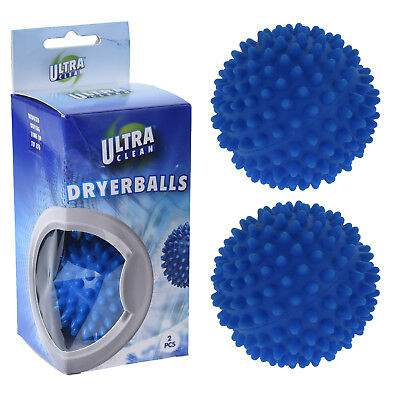 Washing Machine Dryer Laundry Balls Clothes Remove Dirt Dry Fabric Clean Cleaner • 6.99£