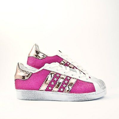 outlet store 4a2f3 d8959 Glitter Dealsan Offerte Confronta Scarpe it E Adidas Superstar Prezzi  qHwXwp0