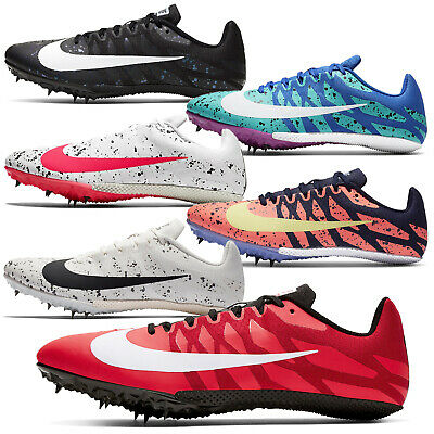 df02677208dda New Nike Zoom Rival S 9 Mens Track   Field Spikes Sprint Racing Shoes •  35.53