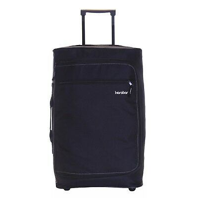 £19.99 • Buy Ryanair Cabin Approved Wheeled Hand Luggage Suitcase Trolley Bag Case Backpack
