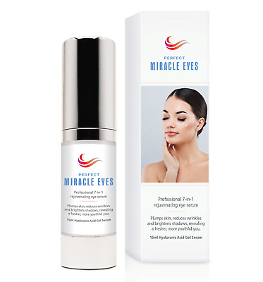 My Perfect Miracle Eyes 150 Applications. 15ml Gel Serum Cosmetic, Look Younger • 18.74£