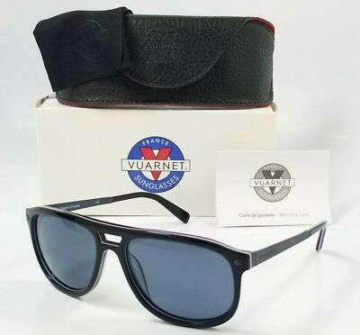70a3d6f496 New Vuarnet Vl1403 0001 0622 Black Greypx1000 Polarlynx Polarized Sunglasses  • 295.00