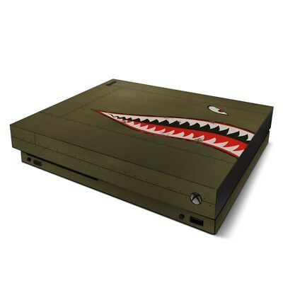 $14.99 • Buy Xbox One X Console Skin - USAF Shark By US Air Force - Sticker Decal Wrap