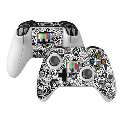 $7.49 • Buy Xbox One S Controller Skin Kit - TV Kills Everything - DecalGirl Decal
