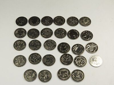ESSO FA CUP CENTENARY COINS 1972 Choose From Selection EXCELLENT CONDITION • 4.99£