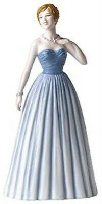$ CDN205.18 • Buy Royal Doulton Enchanted Evening Lady Fine China Figurine NEW In BOX
