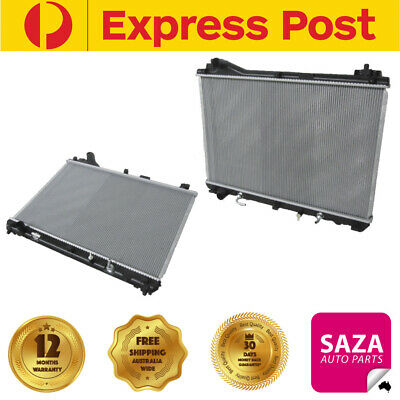 AU289.53 • Buy Radiator Cooling For Suzuki Grand Vitara JT 1.9L Diesel/2.4L Petrol 2005-On