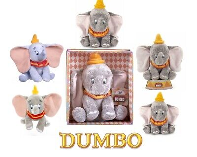 New Official 12  Disney Dumbo The Elephant Soft Plush Toy • 11.99£