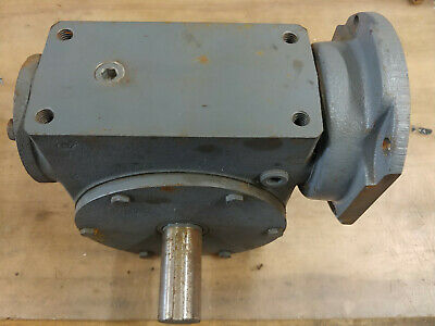 $200 • Buy Hubcity Model 324 Right Angle Worm Gear Drive 30:1 Ratio
