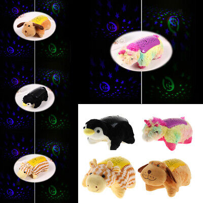 Animal With Musical Night Light Projector Baby Sleep Appease Toy Birthday Gift • 11.62£