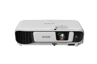 View Details Epson EB-X41 XGA 3600 Lumens 3LCD Smart HD Ready Home Office Projector - White • 299.99£