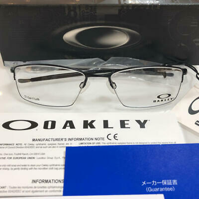 7cb07371b6 Oakley Lizard Men s Sunglasses OX5113-0154 Frame Satin Black Lens Clear •  225.48