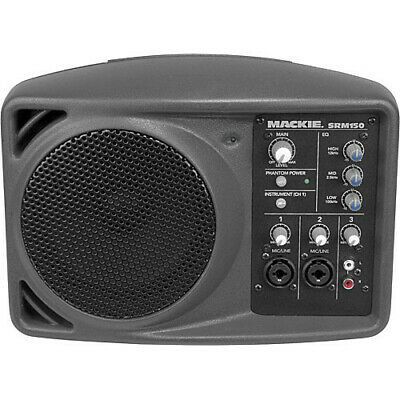 $279.99 • Buy Mackie SRM150 5  Compact Active PA System
