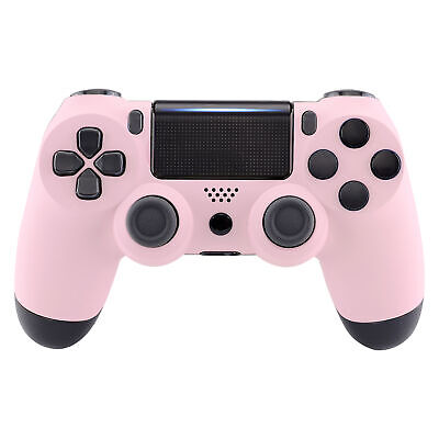 AU20.97 • Buy Sakura Pink Top Housing Shell Cover Replacement Kit For PS4 Slim Pro Controller
