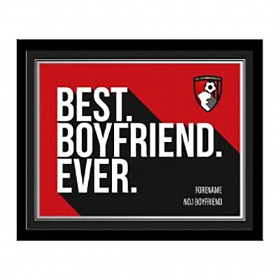 A.F.C Bournemouth - Personalised Print (BEST ? EVER) • 29.99£