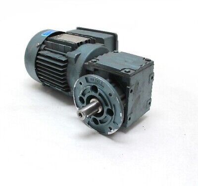 $175 • Buy Sew Eurodrive WF20DT71D4 Right Angle Gear Motor 0.5Hp, 1700 RPM, 230-460Vac, TEF