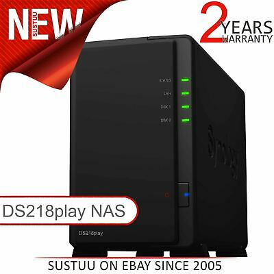 Synology DiskStation 2 Bay Desktop NAS│Storage Unit With 24TB SGT-IW PRO Drives • 1,171.53£