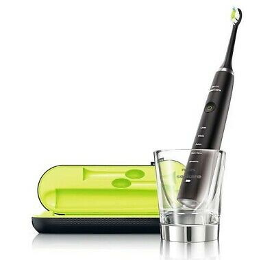 AU264.73 • Buy PHILIPS SONICARE DiamondClean RECHARGEABLE Toothbrush (BLACK) HX9351/04