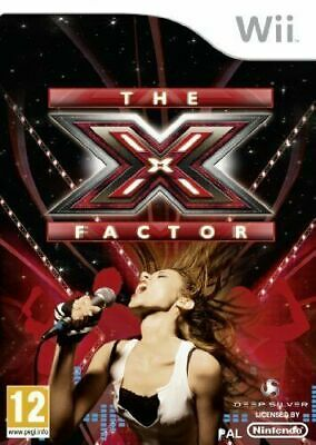 The X Factor Wii • 3.99£