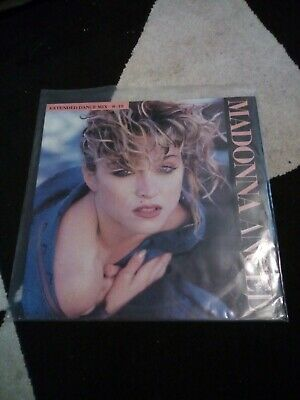 Madonna Angel 12inch Extended Dance Mix • 5£