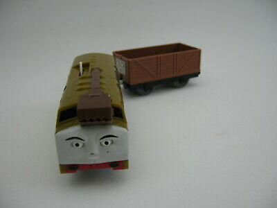 DIESEL 10  & TRUCK Battery Engine Wooden / Trackmaster Train Track ( Thomas Tomy • 17.99£