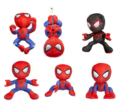 £9.99 • Buy New Official 12  Marvel Spiderman Far From Home Plush Soft Toy