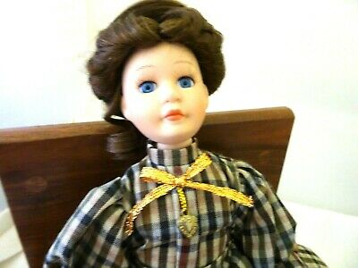$ CDN13.33 • Buy Porcelain 12  Victorian Doll New Condition