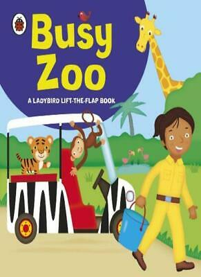 Ladybird Lift-the-flap Book: Busy Zoo,Collectif • 2.98£