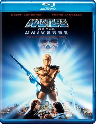$18.83 • Buy MASTERS OF THE UNIVERSE New Sealed Blu-ray