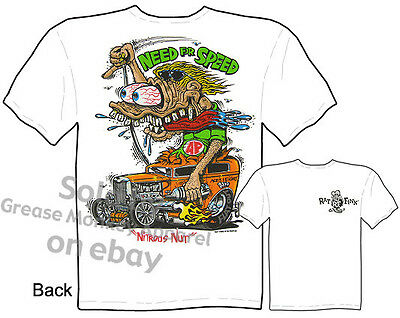 £21.98 • Buy Rat Fink T Shirt 1932 Hot Rod Tee 32 Ford Clothing Big Daddy Clothing Automotive